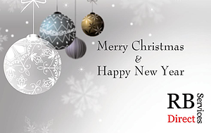 Merry Christmas & Safe Happy New Year